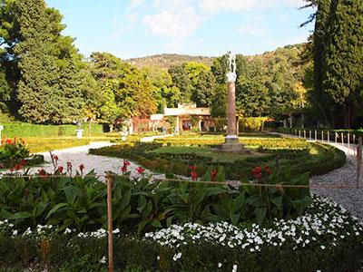Parco di Miramare (TS)