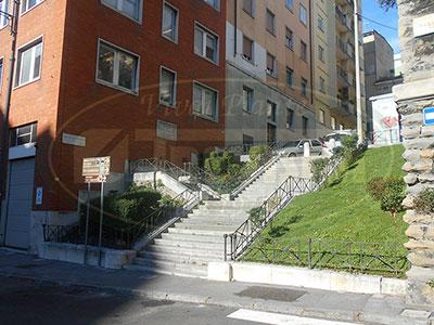 Scalinate urbane Comune di Trieste (TS)