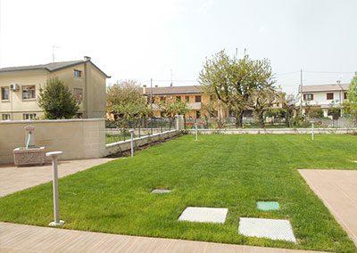 Verde privato San Vito al Tagliamento (PN)
